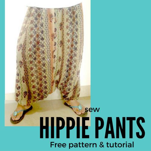 bohemian hippie pants