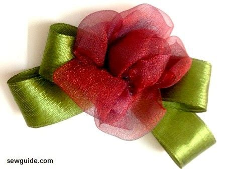 make ribbon bow