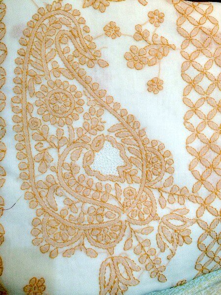 Chikankari Embroidery - tutorial - Sew Guide