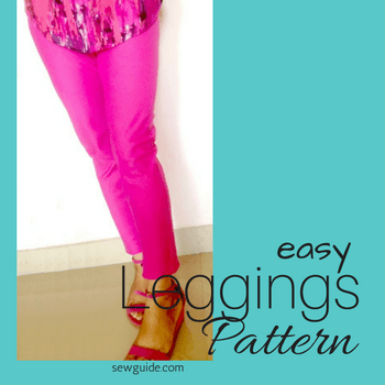 diy leggings pattern