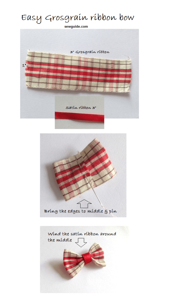 7 Ways To Make Gorgeous Fabric Bows Sew Guide