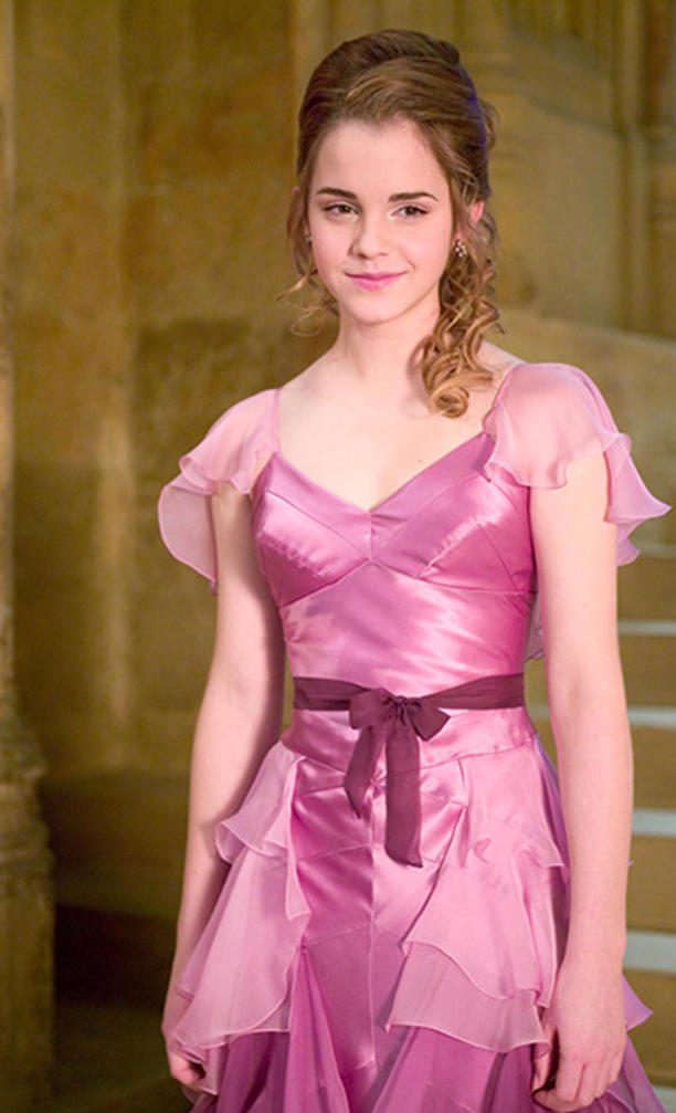 Harry Potter and the Goblet of Fire (2005) Emma Watson