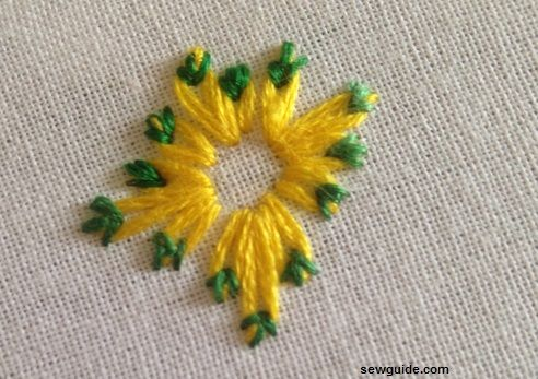 make daisy flower