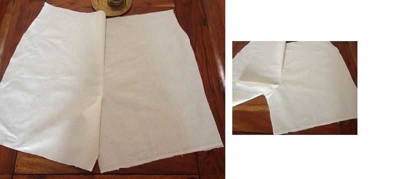 how to make a shorts pattern