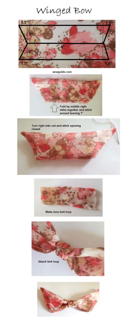 make fabric bows