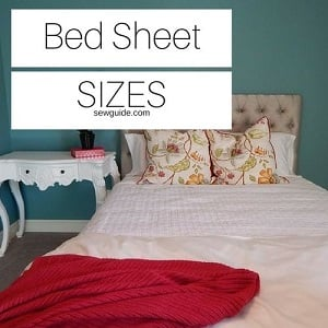 bed cover sizes