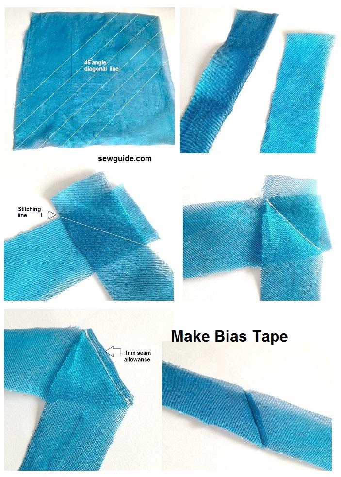 bias binding how to use