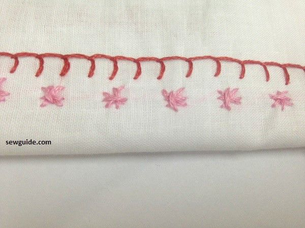 embroidery border patterns