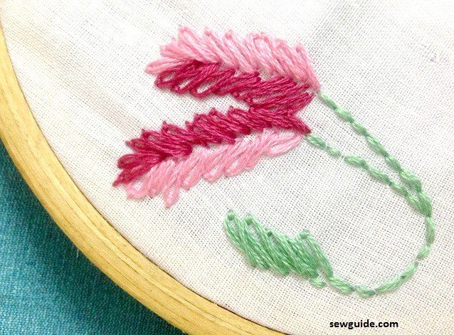 7d75d1927aa6 25 beautiful ways to stitch EMBROIDERY FLOWERS - Sew Guide