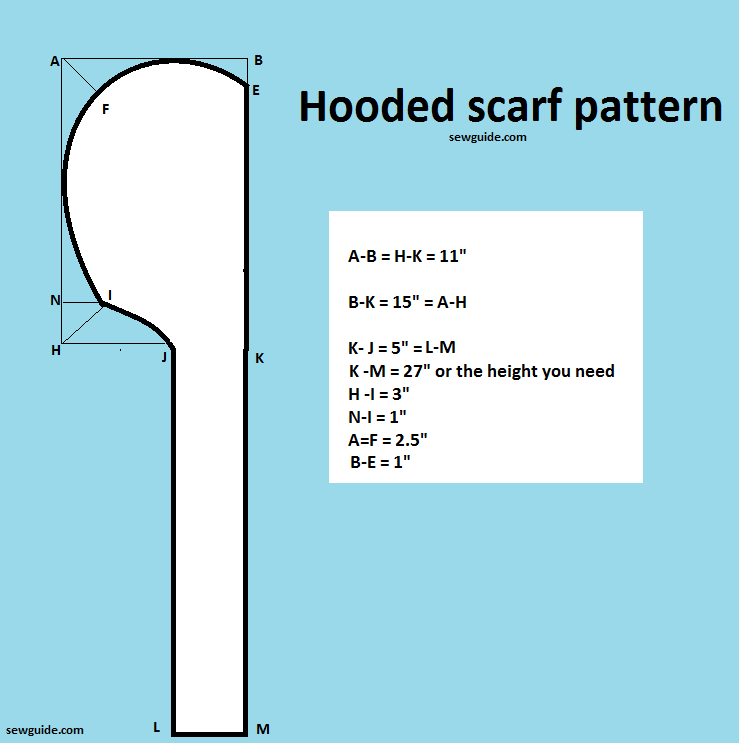 hooded-scarf-pattern