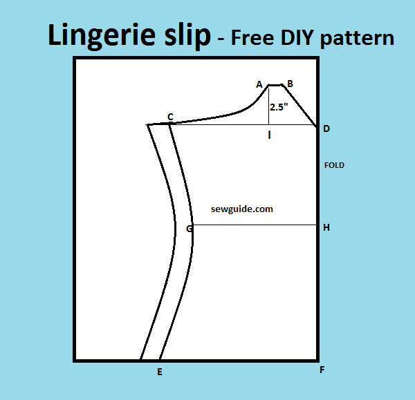 slip pattern