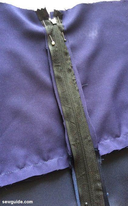 cami dress sewing pattern