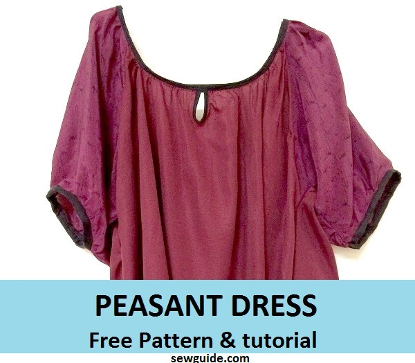 peasant dress