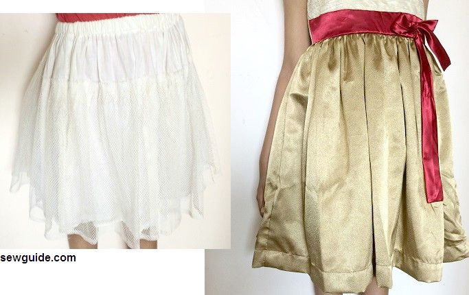petticoat skirt pattern
