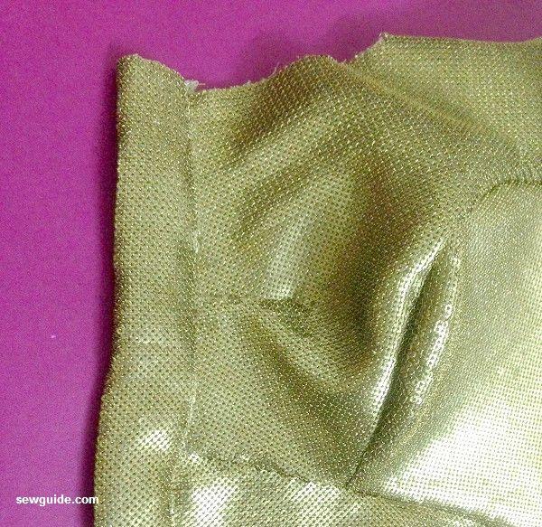 princess cut blouse pattern
