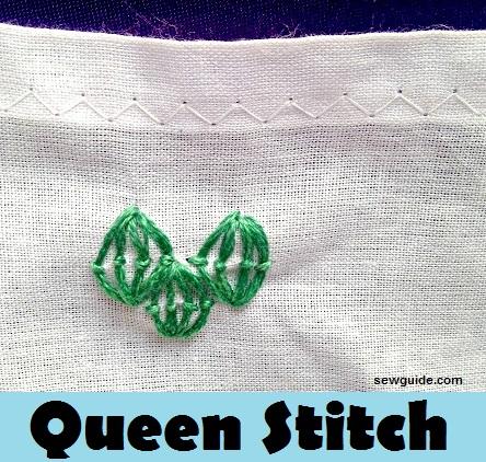 queen stitch