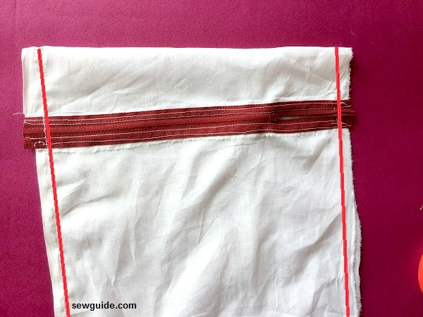 how to make a lingerie wash bag