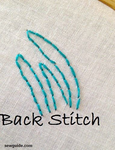 How to do RUNNING STITCH & its 9 beautiful variations