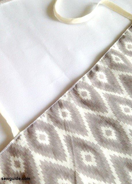 camisole stitching