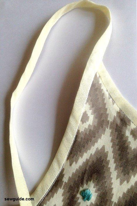 camisole top pattern diy