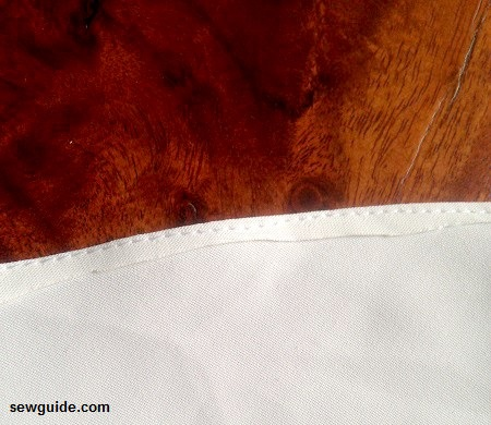 how to sew a caisole