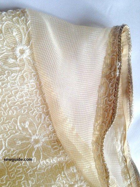 make panel dress pattern