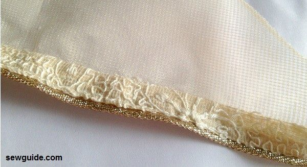 sew a panel dress
