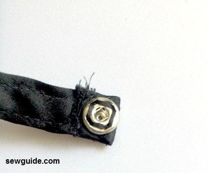 diy lingerie strap holder