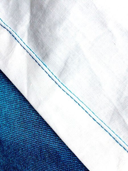 double needle stitch hem