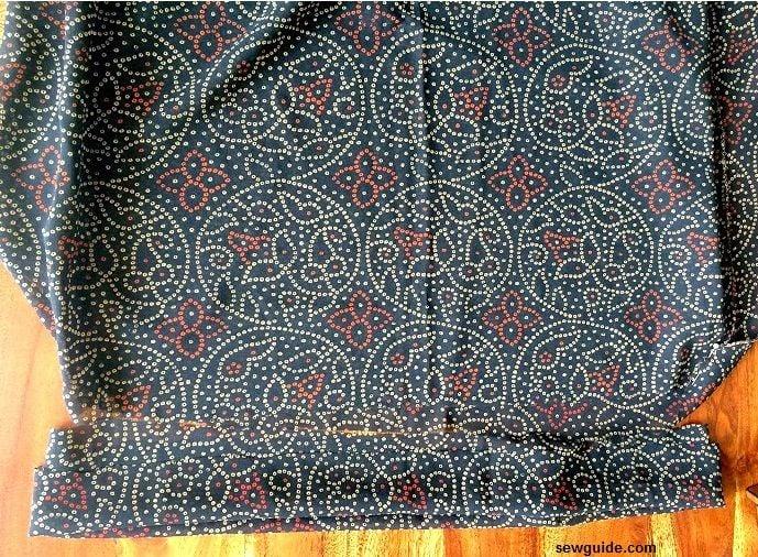 sew boho style pattern