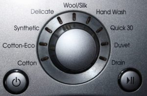 Simple steps I use to wash clothes in a Washing Machine