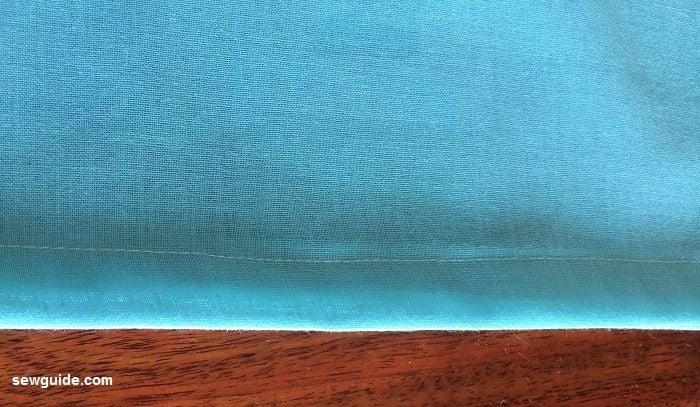 sewing a lehenga
