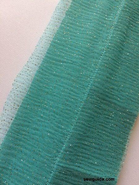how to sew lehenga skirt
