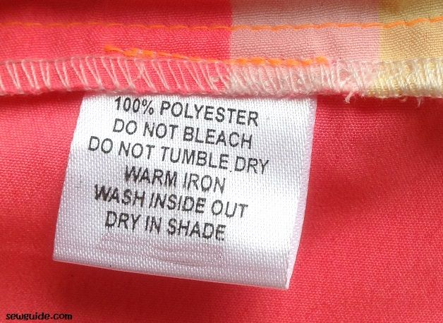 will polyester shrink and other faq on polyester care