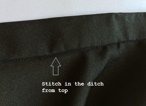 sewing skater skirt
