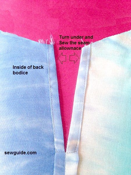 how to sew easy to sew tank top