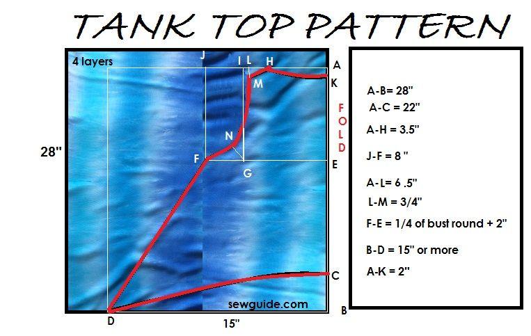tank top pattern
