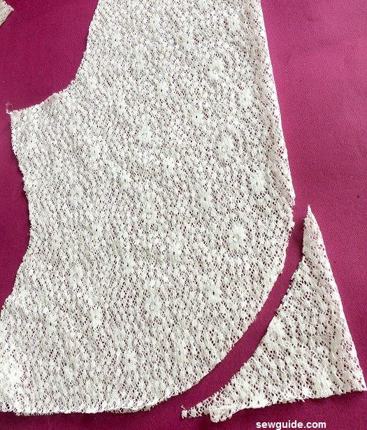 lace vest tutorial and pattern