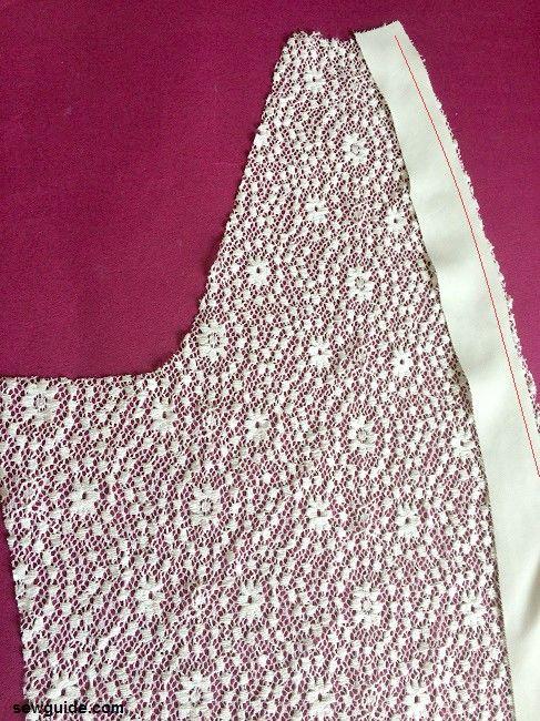 lace vest pattern