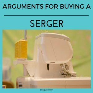 buying a serger