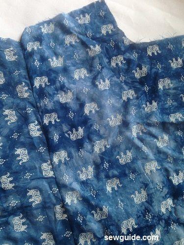 umbrell frock pattern