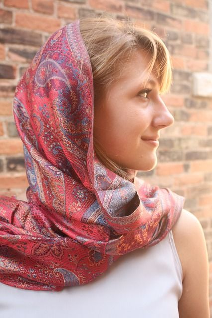 how to care for pashmina shawls