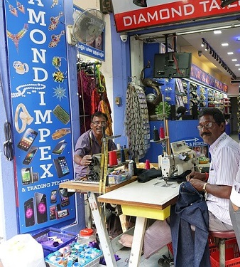 tailoring shop business