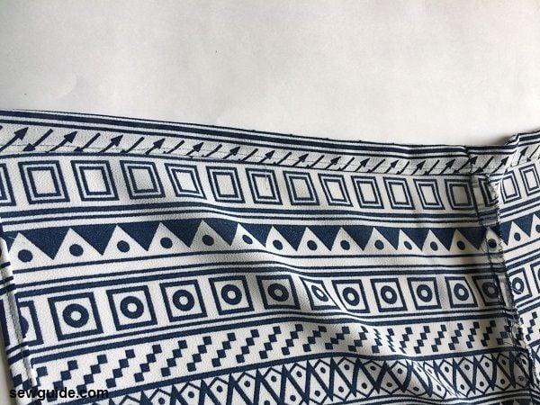 thai fisherman's wrap pants pattern