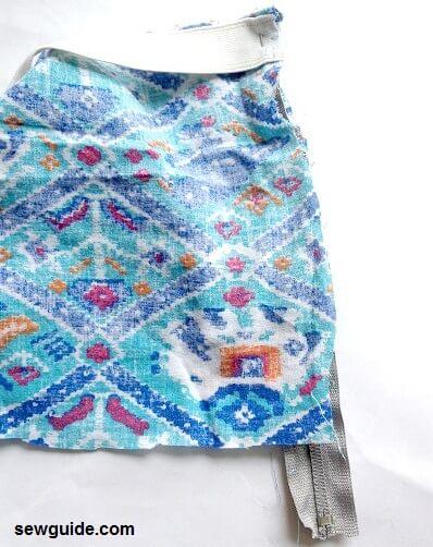 yoke skirt pattern