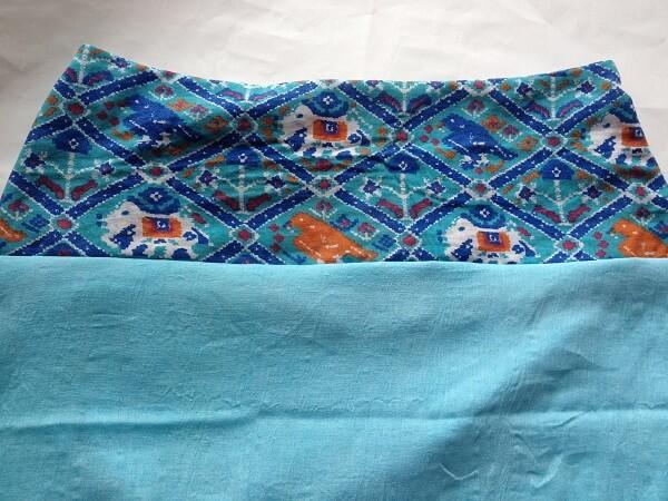 yoke skirt sewing