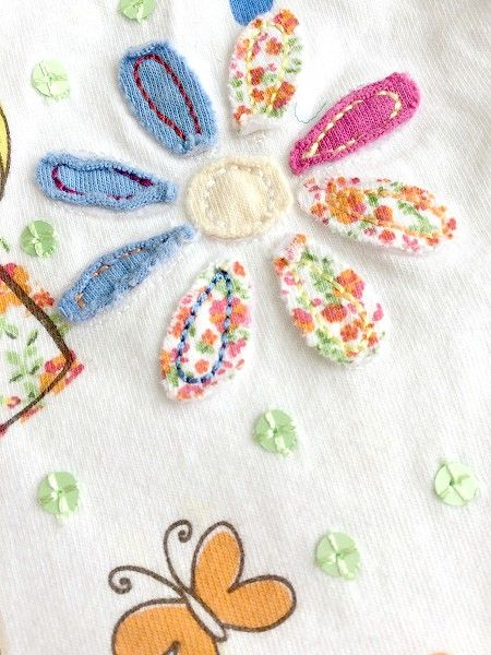 how to do applique
