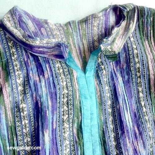 flare dress stitching pattern