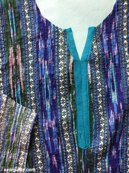 make flare dress