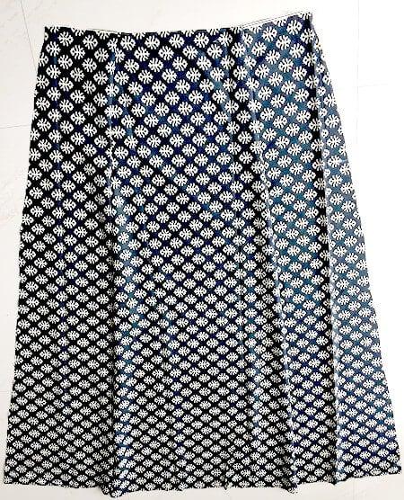 panel dress stitching pattern
